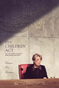 The Children Act poster 203x300 - Review: The Children Act