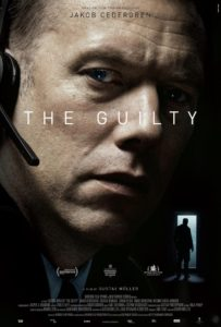 The Guilty poster 203x300 - Review: The Guilty