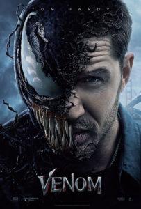 Venom poster 203x300 - Review: Venom