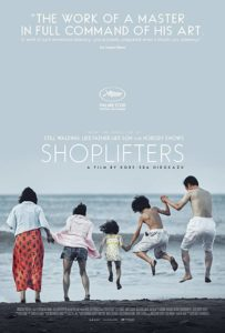 Shoplifters Poster 203x300 - Review: Shoplifters
