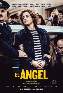el angel 205x300 - Review: El Ángel