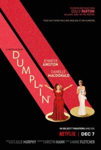 Dumplin poster 203x300 - Quickie Review: Dumplin'