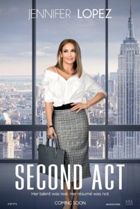 Second Act poster 202x300 - Quickie Review: Second Act