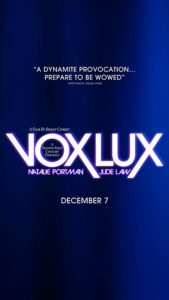 Vox Lux Poster 169x300 - Review: Vox Lux