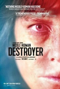 destroyer poster 600x889 202x300 - Review: Destroyer