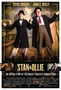 Stan and Ollie poster 202x300 - Review: Stan & Ollie
