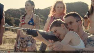 SKIN STILL 300x169 - Review: Oscar Nominated Short Films 2019