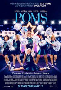 Poms poster 203x300 - Review: Poms