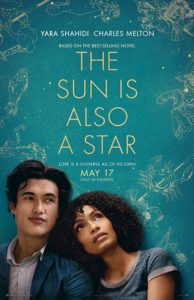 Sun is Star poster 194x300 - Quickie Review: The Sun Is Also a Star