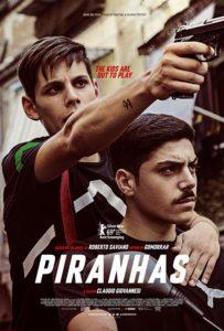 PIRANHAS POSTER 203x300 - Review: Piranhas