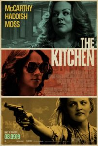 The Kitchen poster 202x300 - Quickie Review: The Kitchen