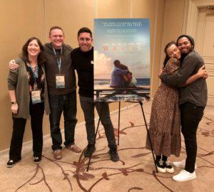 Waves Intvw Pic 2 300x270 - Mainstream Chick's 2019 Middleburg Film Festival Recap