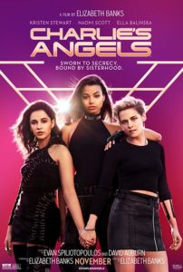 Charlies Angels poster 202x300 - Review: Charlie's Angels