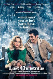 Last Christmas poster 202x300 - Review: Last Christmas