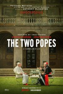 MV5BY2RiOTc1YmYtMDk0Yy00ZWI4LTgzN2YtYTg2ZDZmOGIwNTA1XkEyXkFqcGdeQXVyMTMxODk2OTU@. V1 203x300 - Review: The Two Popes