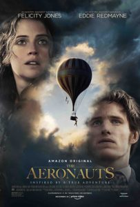 The Aeronauts poster 203x300 - Quickie Review: The Aeronauts