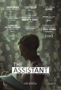 The Assistant poster 202x300 - Review: The Assistant