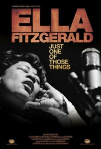 Ella doc poster 203x300 - Review: Ella Fitzgerald: Just One of Those Things