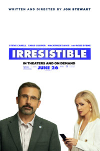 IRRESISTIBLE Poster Art UPDATED 200x300 - Review: Irresistible