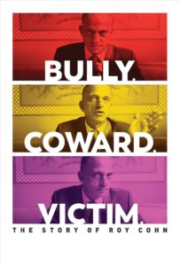 fullsizeoutput 3960 203x300 - Review: Bully. Coward. Victim. The Story of Roy Cohn
