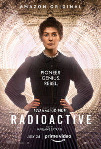 Radioactive poster 203x300 - Review: Radioactive