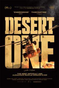 Desert One poster 203x300 - Review: Desert One