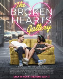 Broken Hearts poster 240x300 - Review: The Broken Hearts Gallery