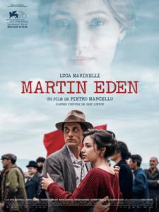Martin Eden movie poster 225x300 - Review: Martin Eden