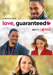 love guaranteed poster 214x300 - Quickie Review: Love, Guaranteed