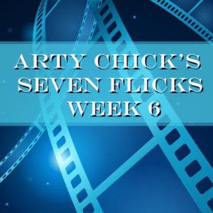 Week 6 1 300x300 - Arty Chick's Seven Picks: Week 6