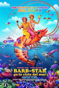 Barb and Star poster 202x300 - Review: Barb and Star Go to Vista Del Mar