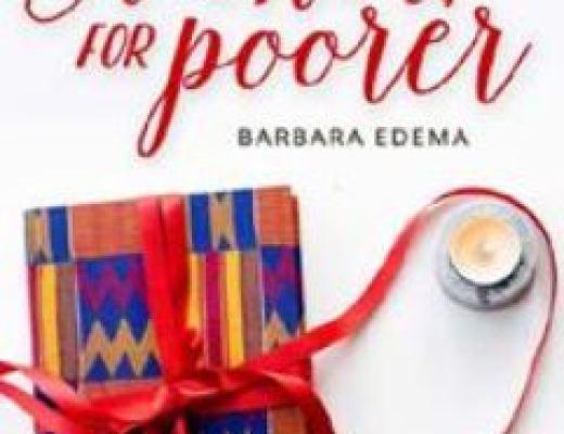 Barbara Edema-For Richer or for Poorer