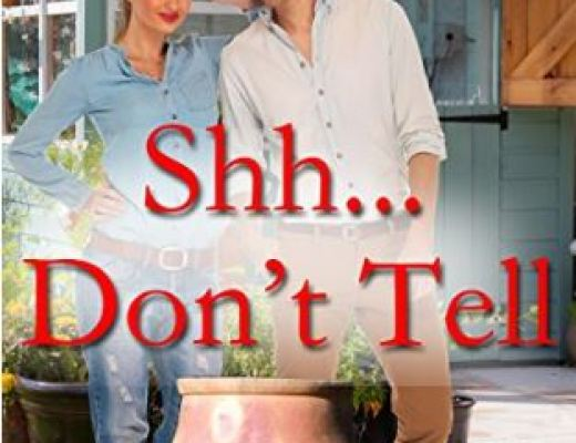 Florence Witkop – Shh–Don't Tell – Book Review