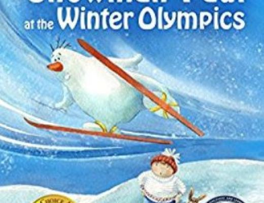 Snowman Paul at the Winter Olympics by Yossi Lapid