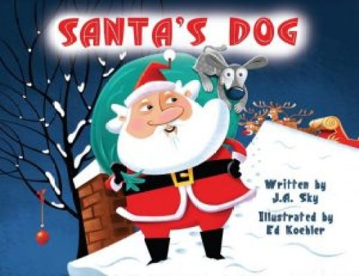 Santa's Dog by Joann Sky – Book Review