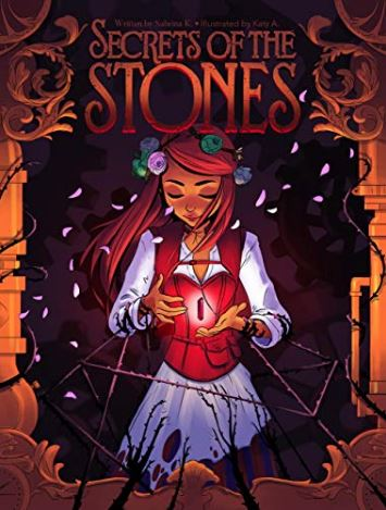 Secrets of the Stones by Sabrina Kidd – Book Review