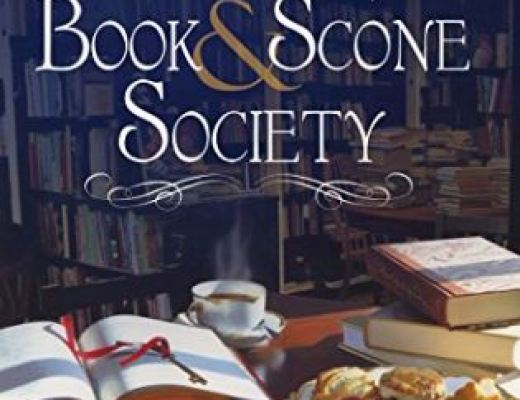 The Secret, Book & Scone Society – Ellery Adams – Book Review