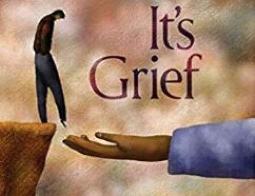 It's Grief by Edy Nathan – 5 Stars – Book Review