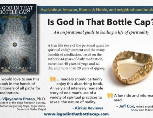 Is God in That Bottle Cap? A Search for Truth by John D. Sambalino