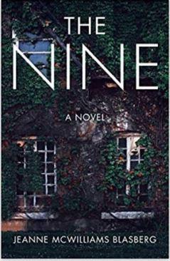 """Alt=""""the nine: a novel"""""""
