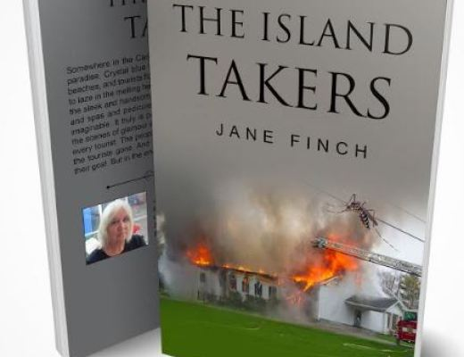 The Island Takers by Jane Finch – Book & Review