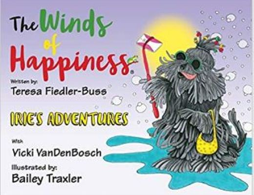 The Winds of Happiness by Teresa Fiedler-Buss