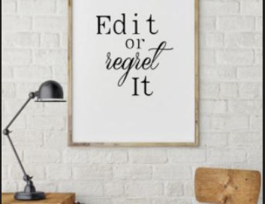 Does Editing Your Book Really Matter?