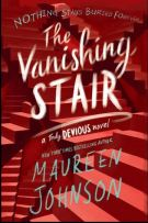 "Alt=""the vanishing stair by maureen johnson"""