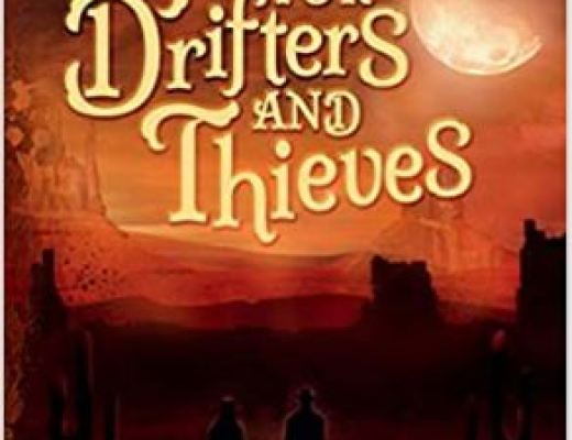 Graves for Drifters and Thieves by Sophia Minetos– Book Review