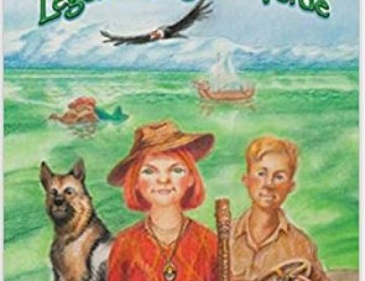 Scamp and the Legend of Laguna Verde by G S Felton