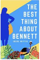 """Alt=""""the best thing about bennett by irene wittig"""""""