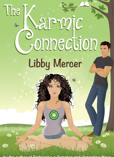 Book Cover Reveal – THE KARMIC CONNECTION