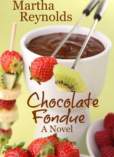 BOOK FEATURE: CHOCOLATE FONDUE