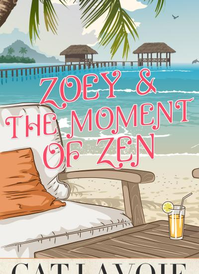 COVER REVEAL – Zoey & The Moment Of Zen